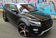 forged niche style rims wheels 18 19 Range Rover Forged Wheels