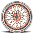 2-PC Aluminum Alloy 6061-T6 Audi RS4 Wheels
