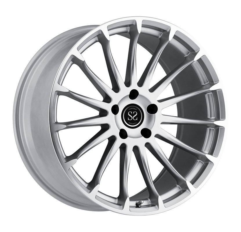 alcoa aluminum alloy T6061 forged wheel car rims