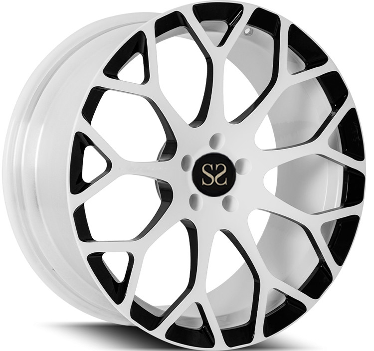 45 CB 114.3mm PCD 20 Inch Alloy Rims For Audi RS7