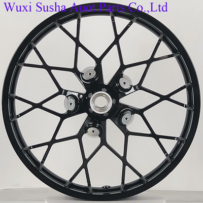 "Custom Bike Gloss Black Front 21"" Wheel Harley 2020 Street Rod Model"